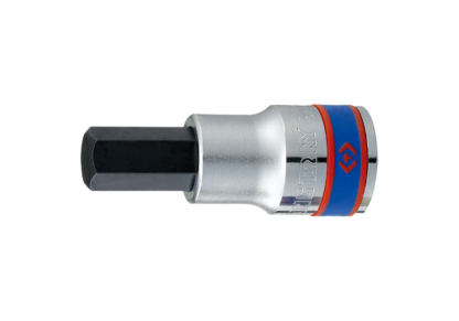 PUNTA HEXAGONAL 7mm ENCASTRE 1/2