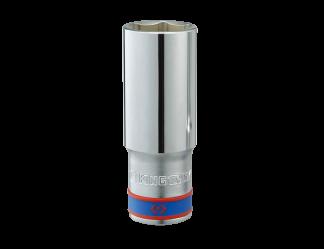 TUBO LARGO 30mm HEXAGONAL ENCASTRE 1/2