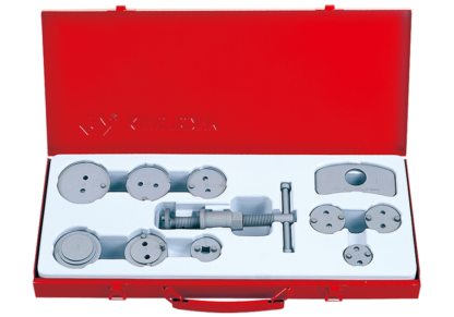 SET DE 11pcs P/COMPRIMIR PISTON DE FRENO TRASERO