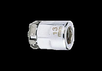 PORTAPUNTA ENCASTRE 1/4 10mm P/LLAVE RAPIDA
